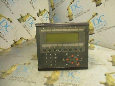 Mitsubishi G L Beijer Macmta E300 02750a 24 Vdc Interface Control Panel