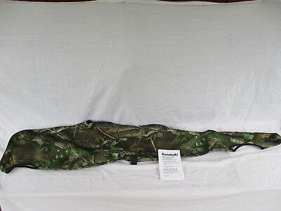 atv gun boot  with camo cover sleeve    #53A-86-85 (Camo Boot Covers)