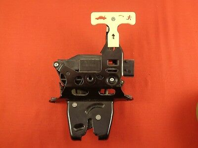 2006-2011 CADILLAC DTS TRUNK LID LATCH POWER LOCK ACTUATOR RELEASE 20815645