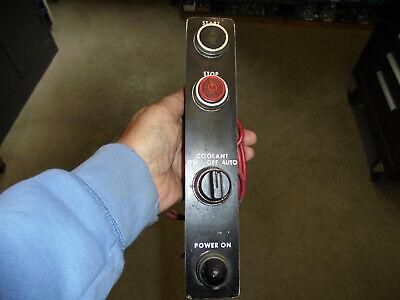 Hardinge Dsm-59 Switch Panel