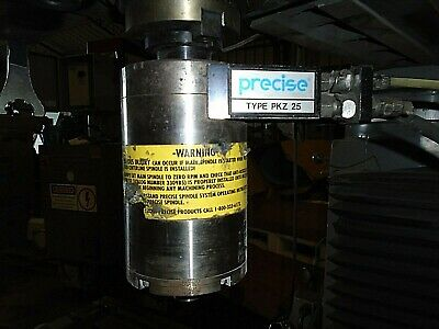 Precise Pkz 25 Spindle 310 Speed Controller