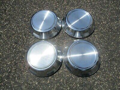 Factory 1986 to 2009 Dodge Ram 1500 van Ramcharger pickup dog dish hubcaps metal