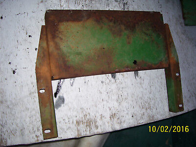 Vintage Oliver 1850 Diesel Tractor -battery Tray Assy - 1967