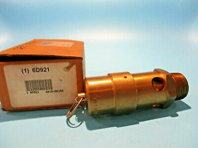New Cdi Sw10-0a150 1 Safety Relief Valve