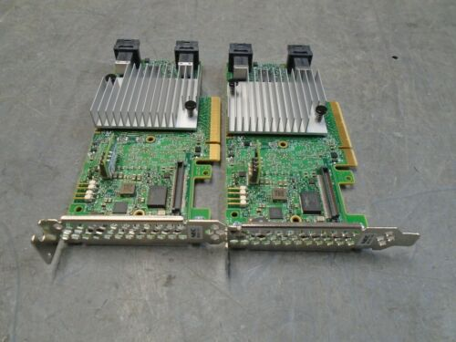 Qty 2 NEC N8103-177 Raid Controllers