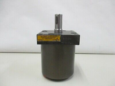 Micromatic Totac S-250-2v Ex-cell-o Rotary Hydraulic Actuator 58 Shaft