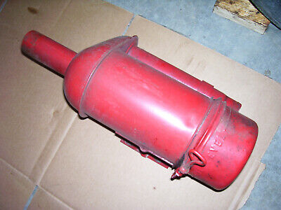 Vintage Massey Harris 33 Tractor -air Cleaner Assembly - Nice