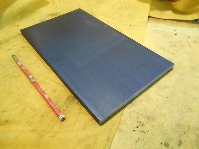 A-36 Steel Flat Bar Stock Tool Die Machine Shop Plate 12 X 7 X 12 Oal