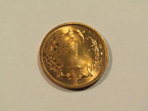 Zimbabwe 1980 1 Cent unc Coin