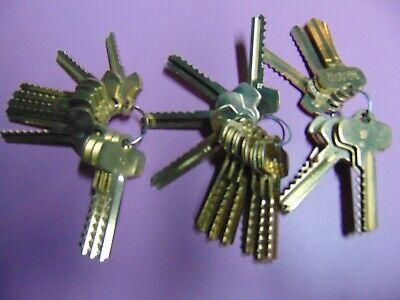 3set Best Look Alike Depth Key 0 To 9 A G H Keyway And A2 Set Locksmith