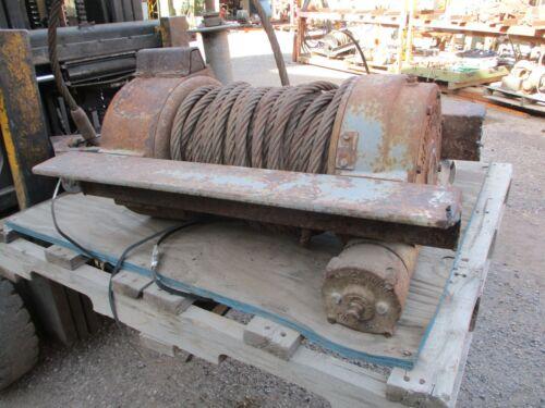 RAMSEY hydraulic Winch 30,000 lbs