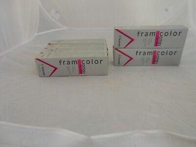 FRAMESI Framcolor FUTURA Professional Cream Hair Color 2 oz ~ BUY 4; GET 2 FREE!