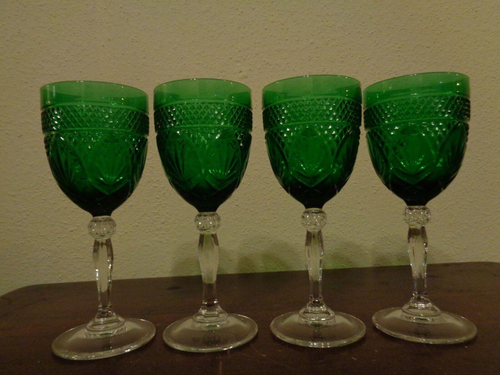 Stackable Premium Quality Plastic 8oz Wine Glass Set of 8