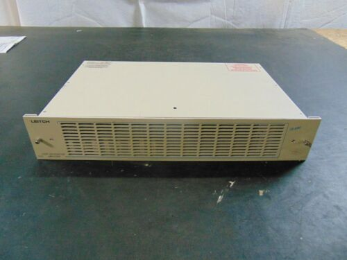 Leitch FR-640 Video Distribution Amplifier (10) VW-683 / Power On Only