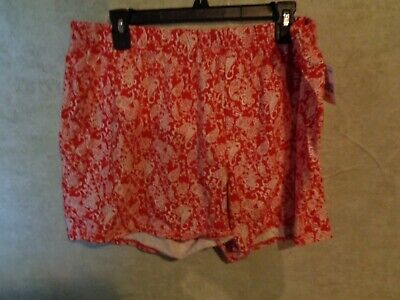 MENS GOODFELLOW & CO. SIZE XL RED PAISLEY BOXER SHORTS #### - Paisley Boxer Shorts
