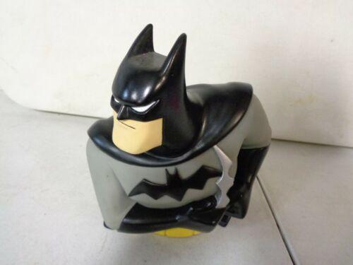 1998 DC Comics Batman Vinyl Bust Bank