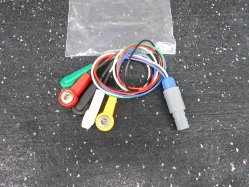 REDEL 5 LEAD ECG SNAP ON TELEMETRY CABLES (40-60 CM)