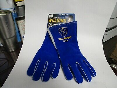 Tillman Cowhide Welding Gloves 1250s