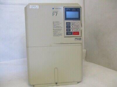 Yaskawa Varispeed F7 Cimr-f7u4015 Ac Drive 480v Spec.40151f