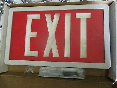 Isolite Slx-60sr20w Self Luminous Exit Sign- New