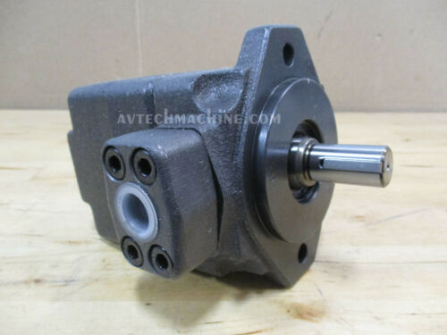VCM-1M-19-FR Hydraulic Vane Pump Comparable Vickers CRS-V20-1P6P-1C11