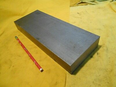 1018 Cr Steel Flat Bar Stock Machine Tool Die Shop Plate 1 12 X 4 12 X 11 12