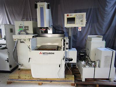Mitsubishi Ea8 Edm Sedm Sinker Machine