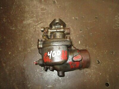 Ih Farmall 400 450 Used Working Carburetor 58553db Antique Tractor