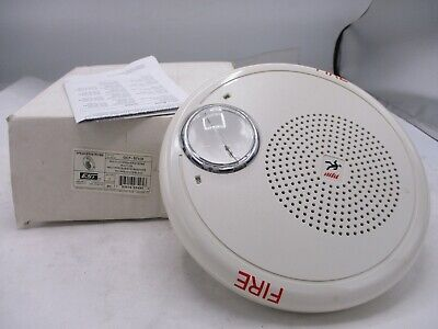 New Est Edwards Gcf-s7vm Multi Cd Speaker Strobe Fire Alarm
