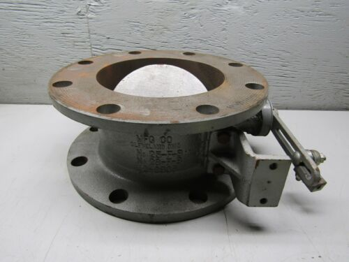 North American Manufacturing 1126-8-F Butterfly Valve