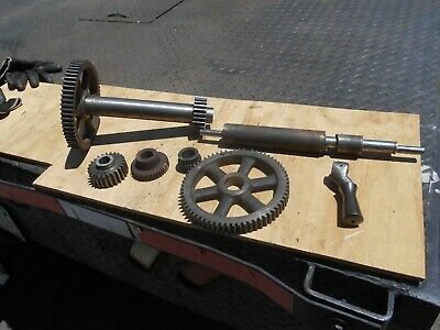 Southbend Lathe 13 Inch Back Gear Parts Southbend Lathe Tooling And Parts
