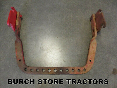 Official Ih Farmall Drawbar With Mounts 140 130 Super A 100 Tractors