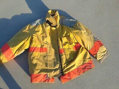 Firefighter Turnout Bunker Gear Coat Jacket