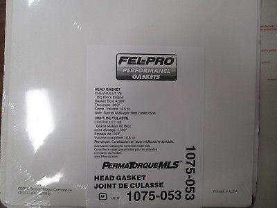 1075-053 Felpro Performace gasket