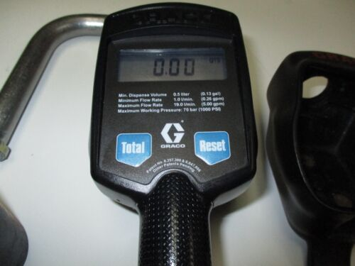 Graco 256215 Electronic EM5 Oil Meter (New Electronics)