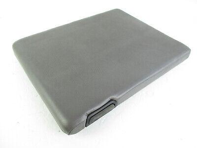 DODGE RAM 1500 2500 3500 CENTER CONSOLE JUMPSEAT ARMREST GRAY LEATHER 94-01 **