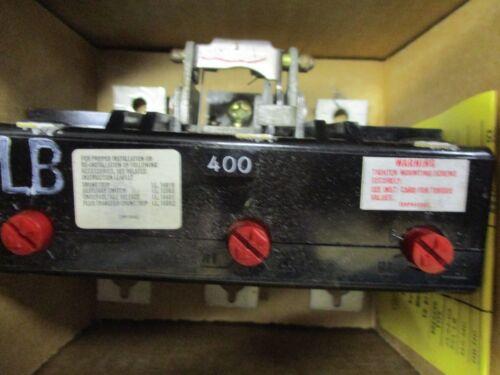 WESTINGHOUSE HLB3400T, 400 AMP 3 POLE TRIP UNIT- WARRANTY