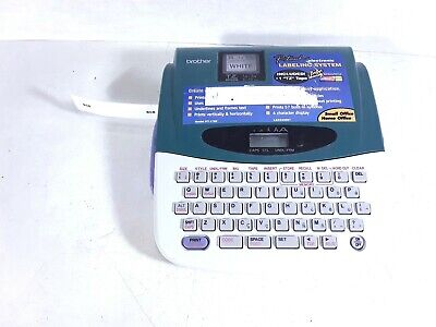 Brother P-touch 1700 Label Thermal Printer