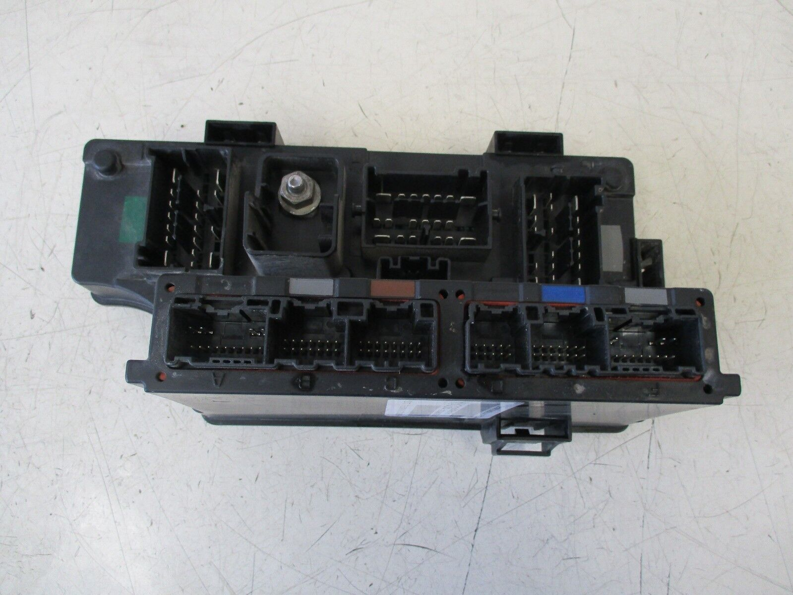 Used Dodge Avenger Computers Chips Cruise Control And Related 2013 Fuse Box 2008 2009 Sxt Oem Chassis Brain Bcm