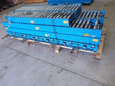50 Hytrol Driven Belt Conveyor - Gravity Roller Conveyor