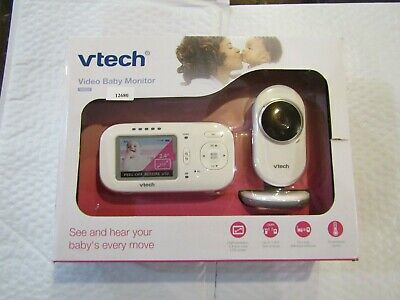 "vTech - VM320 Video Baby Monitor 2.4"" LCD Screen ( LOT 12680)"