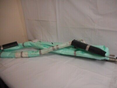 16-19  CHEVY EXPRESS 2500 DIESEL VAN LEFT DRIVER ROOF CURTAIN AIR BAG 84256962