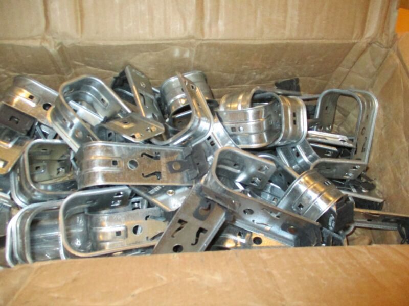 EATON BCH32-E-2-4 BRAND NEW BOX OF 50 CABLE TO BEAM FASTENERS 2