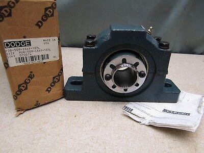 Dodge Baldor P2b509-isaf -107l 1.4375 1-716 Pillow Block Bearing Split Block