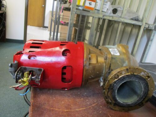 "Bell & Gossett Booster Pump 102220 2-1/.2"" AB 1/4HP Used"