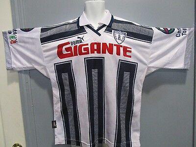Club De Futbol Pachuca Tuzos 1998 USED jersey X-LARGE image