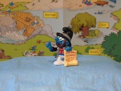 Smurf - Abraham Lincoln - 1984