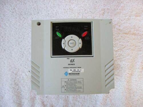 BENSHAW GX Series Variable Frequency Drive 380-480V 3 Phase   RSi-005-GX-4