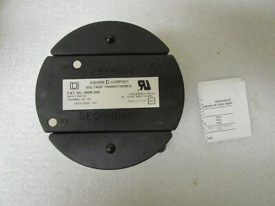 Square D Voltage Transformer 460r-208 Brand New In Box