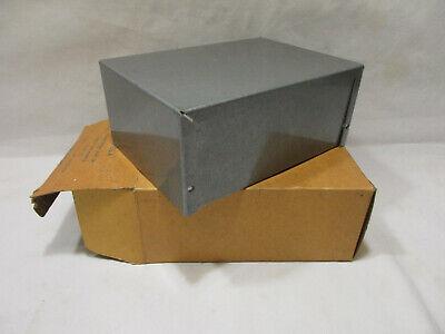 Bud Cu-2108-a Gray Hammertone Aluminum Electronics Project Box 7x5x3 Hardware